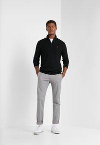 Polo Ralph Lauren - PIMA TEXTURE - Jumper - black - 1
