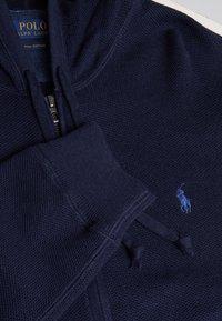 Polo Ralph Lauren - HOOD - Cardigan - navy heather - 4