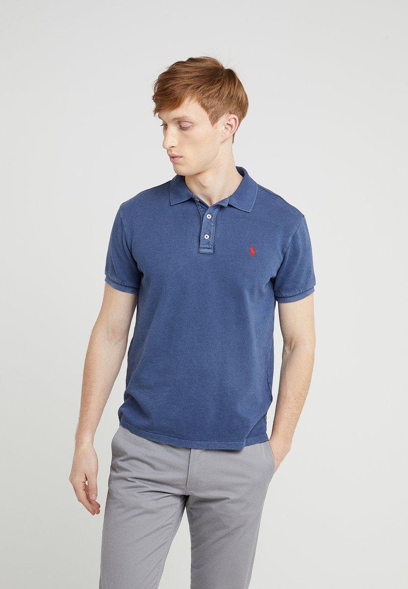 Polo Ralph Lauren - SPA TERRY - Polo shirt - cruise navy