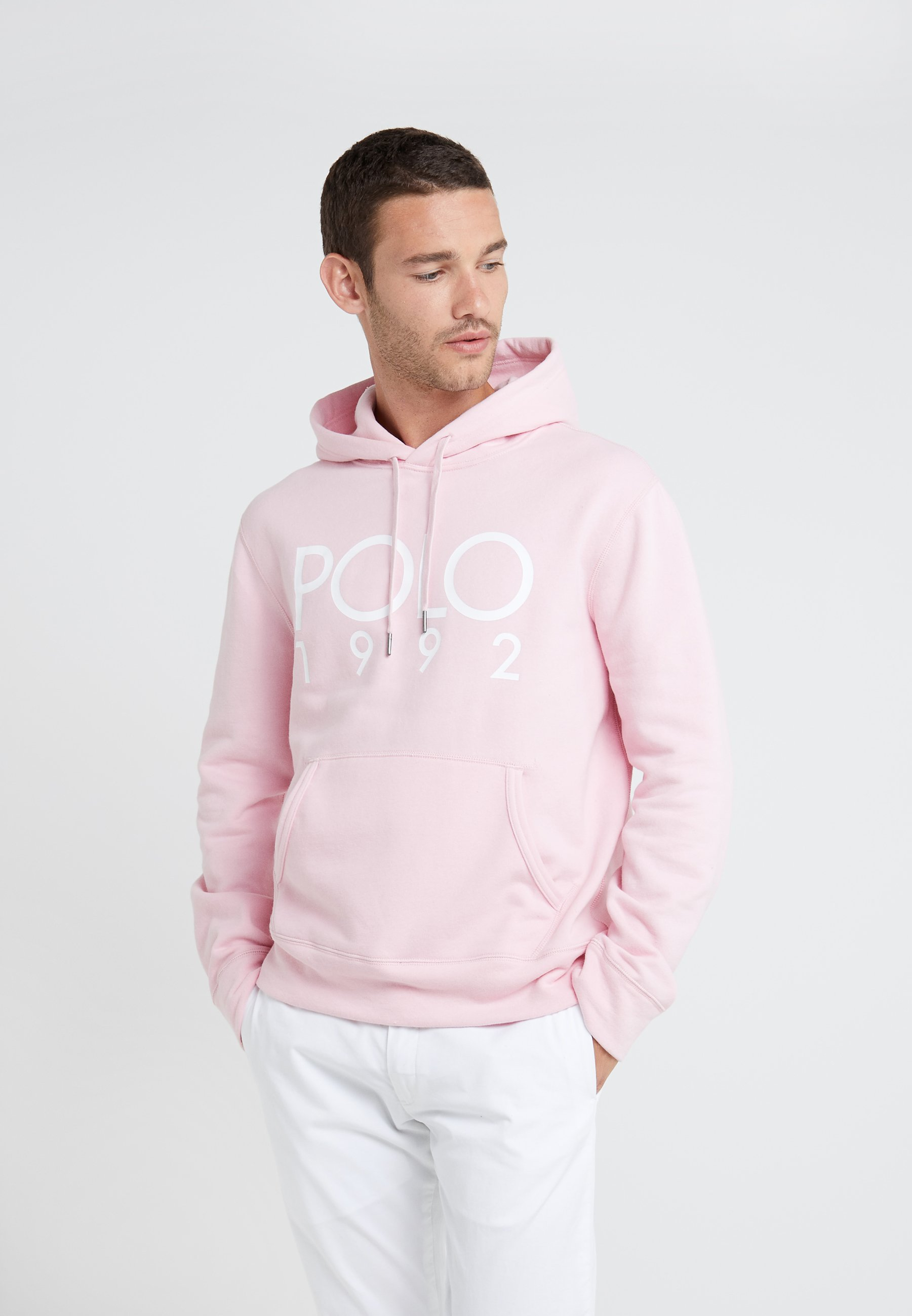 MagicFelpa Garden Lauren Pink Con Ralph Cappuccio Polo wkOX80Pn