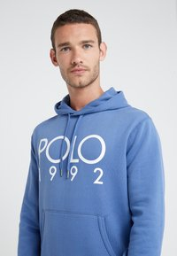Polo Ralph Lauren - MAGIC - Sweat à capuche - bastille blue - 4