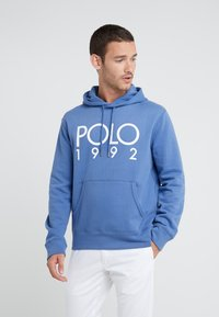Polo Ralph Lauren - MAGIC - Sweat à capuche - bastille blue - 0