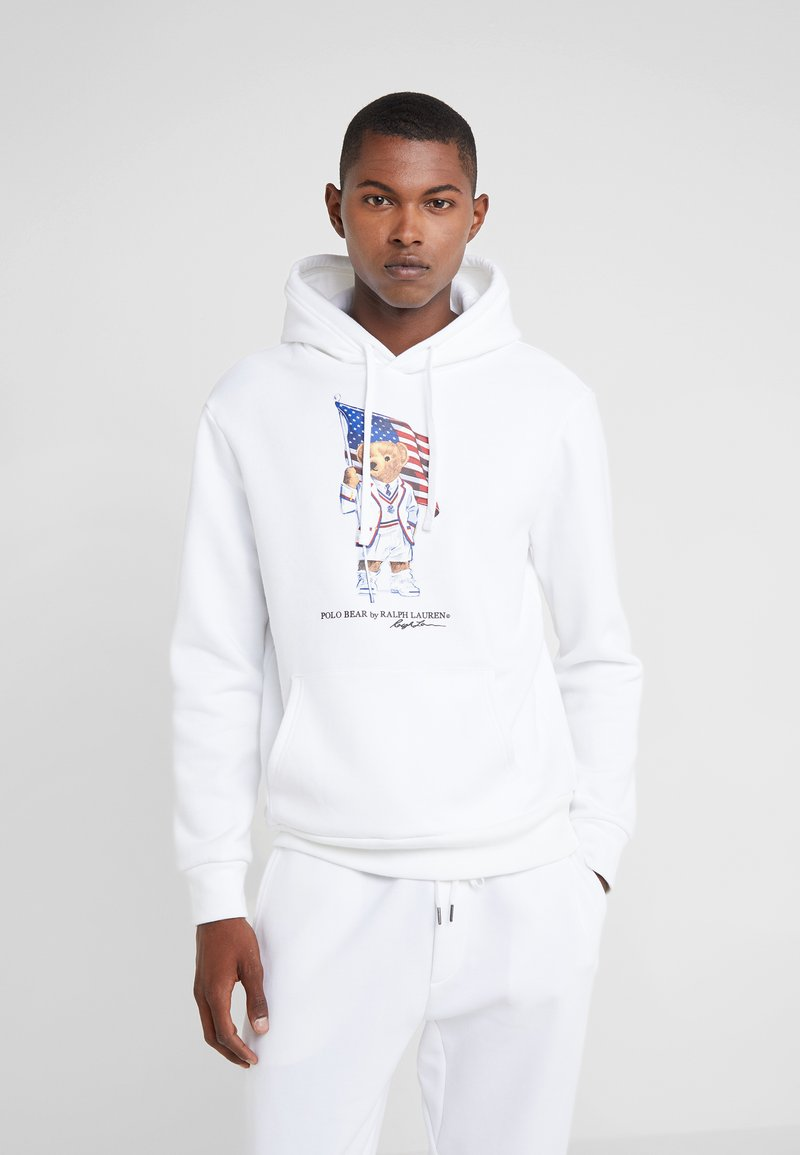 Polo Ralph Lauren - MAGIC - Hoodie - white