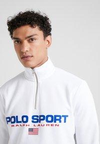 Polo Ralph Lauren - POLO SPORT NEON  - Felpa - white - 4
