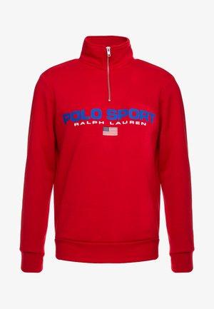 POLO SPORT NEON  - Sweatshirts - red