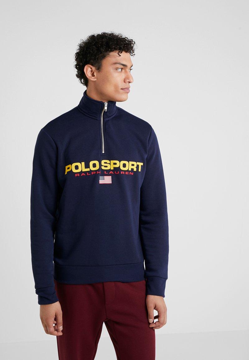 Polo Ralph Lauren - POLO SPORT NEON  - Sweatshirt - cruise navy