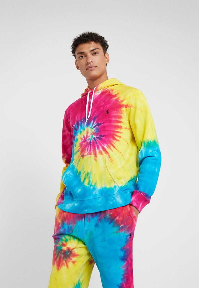 Polo Ralph Lauren - FRENCH TERRY - Hoodie - multi-coloured