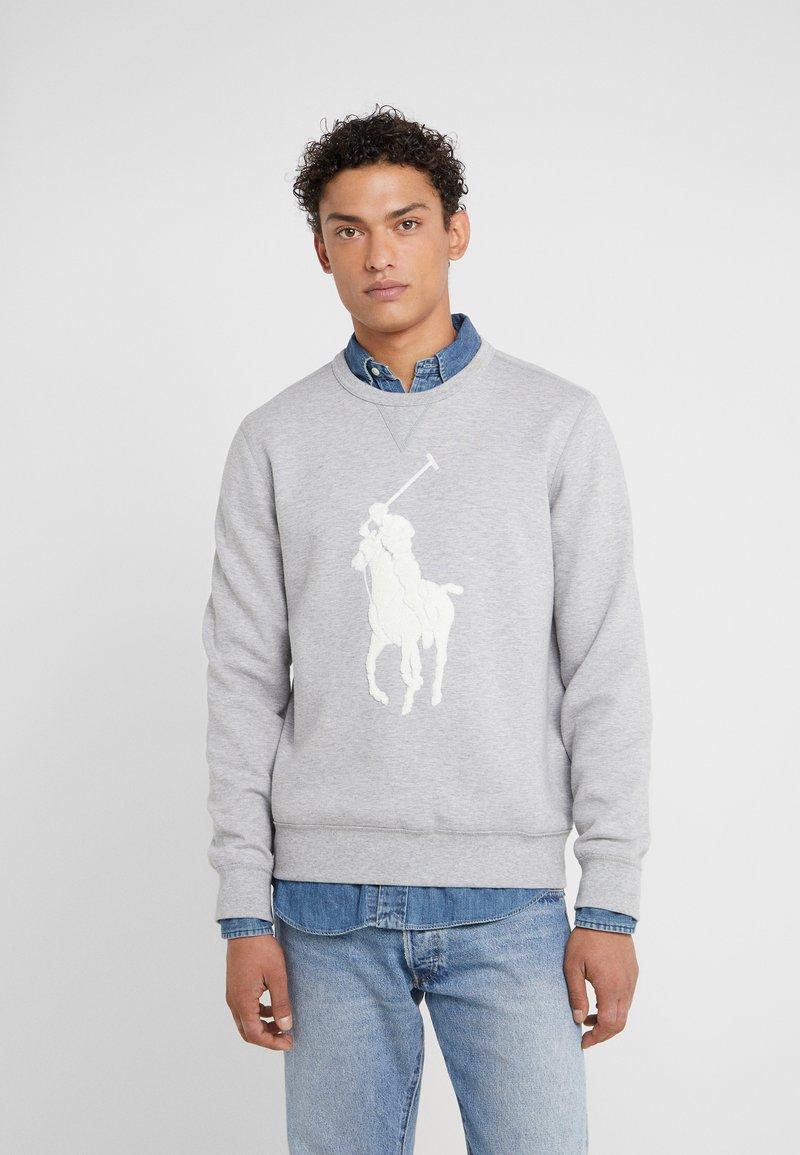 Polo Ralph Lauren - DOUBLE - Sweatshirt - andover heather