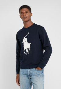 Polo Ralph Lauren - DOUBLE - Sweatshirt - aviator navy - 0