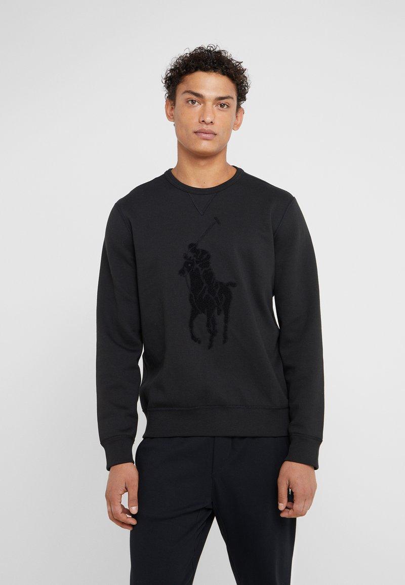 Polo Ralph Lauren - DOUBLE - Sweatshirt - black
