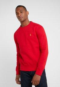 Polo Ralph Lauren - ATHLETIC - Sweatshirt - red - 0