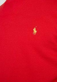 Polo Ralph Lauren - ATHLETIC - Sweatshirt - red - 5