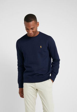 ATHLETIC - Sweatshirt - cruise navy