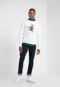 Polo Ralph Lauren - MAGIC  - Felpa - white - 1