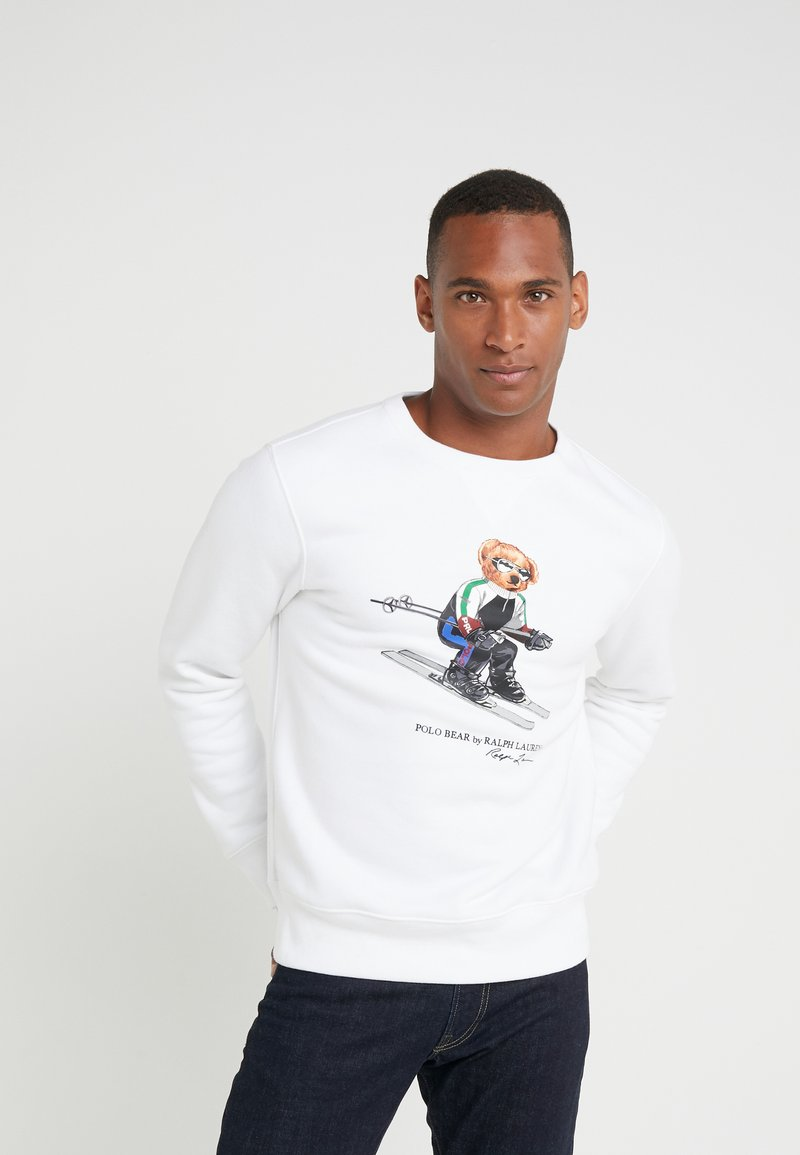 Polo Ralph Lauren - MAGIC  - Sweater - white