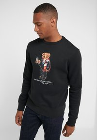 Polo Ralph Lauren - MAGIC  - Sweatshirt - black - 0