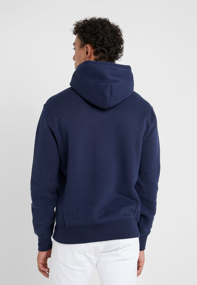Lauren Navy Polo MagicSweat Cruise Capuche Ralph À f6vYyb7g