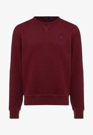 Sweatshirt - classic wine