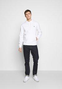 Polo Ralph Lauren - Mikina skapucí - white - 1