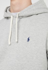 Polo Ralph Lauren - Sweat à capuche - andover heather - 4