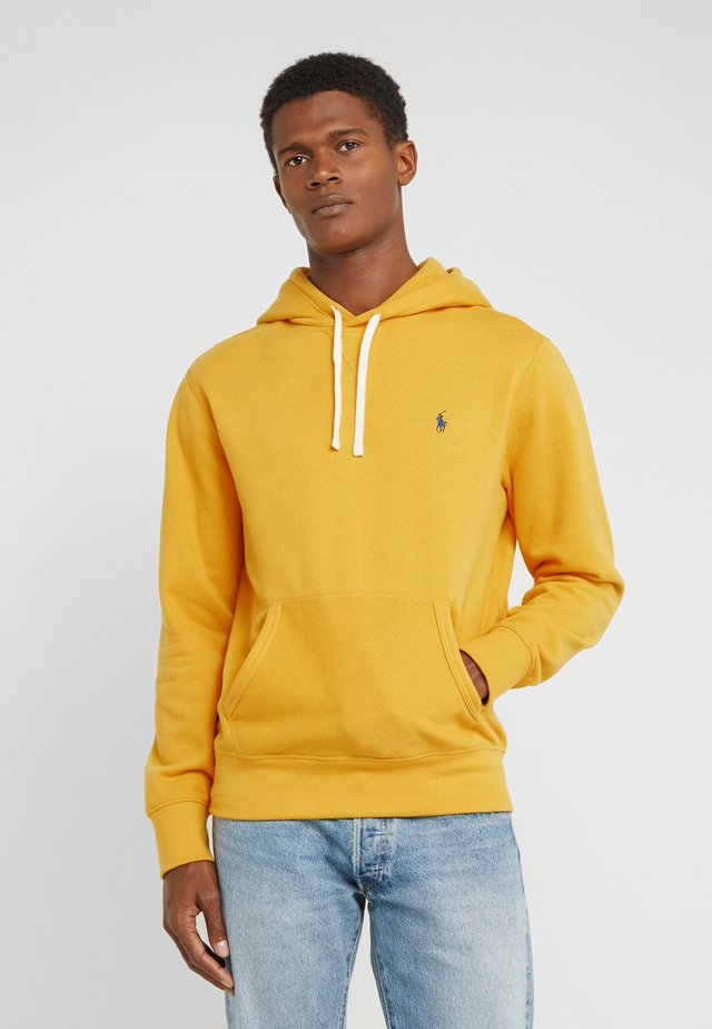 Jersey con capucha - gold bugle