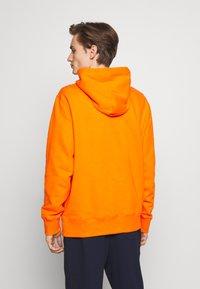 Polo Ralph Lauren - Hoodie - bright signal ora - 2