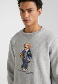 Polo Ralph Lauren - MAGIC - Felpa - andover heather - 4