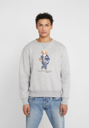 MAGIC - Sweatshirt - andover heather