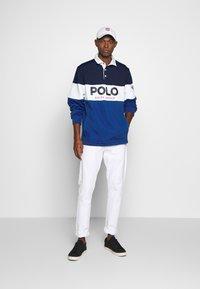 Polo Ralph Lauren - Mikina - newport navy mult - 1