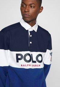 Polo Ralph Lauren - Mikina - newport navy mult - 6