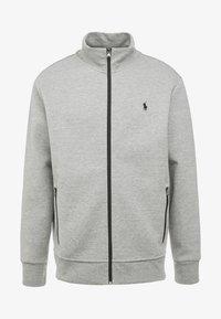 Polo Ralph Lauren - Zip-up hoodie - battalion heather - 4