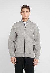 Polo Ralph Lauren - Zip-up hoodie - battalion heather - 0