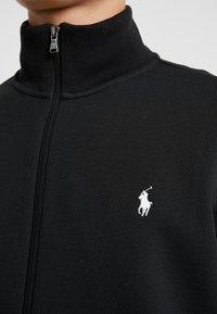 Polo Ralph Lauren - Zip-up hoodie - black - 5