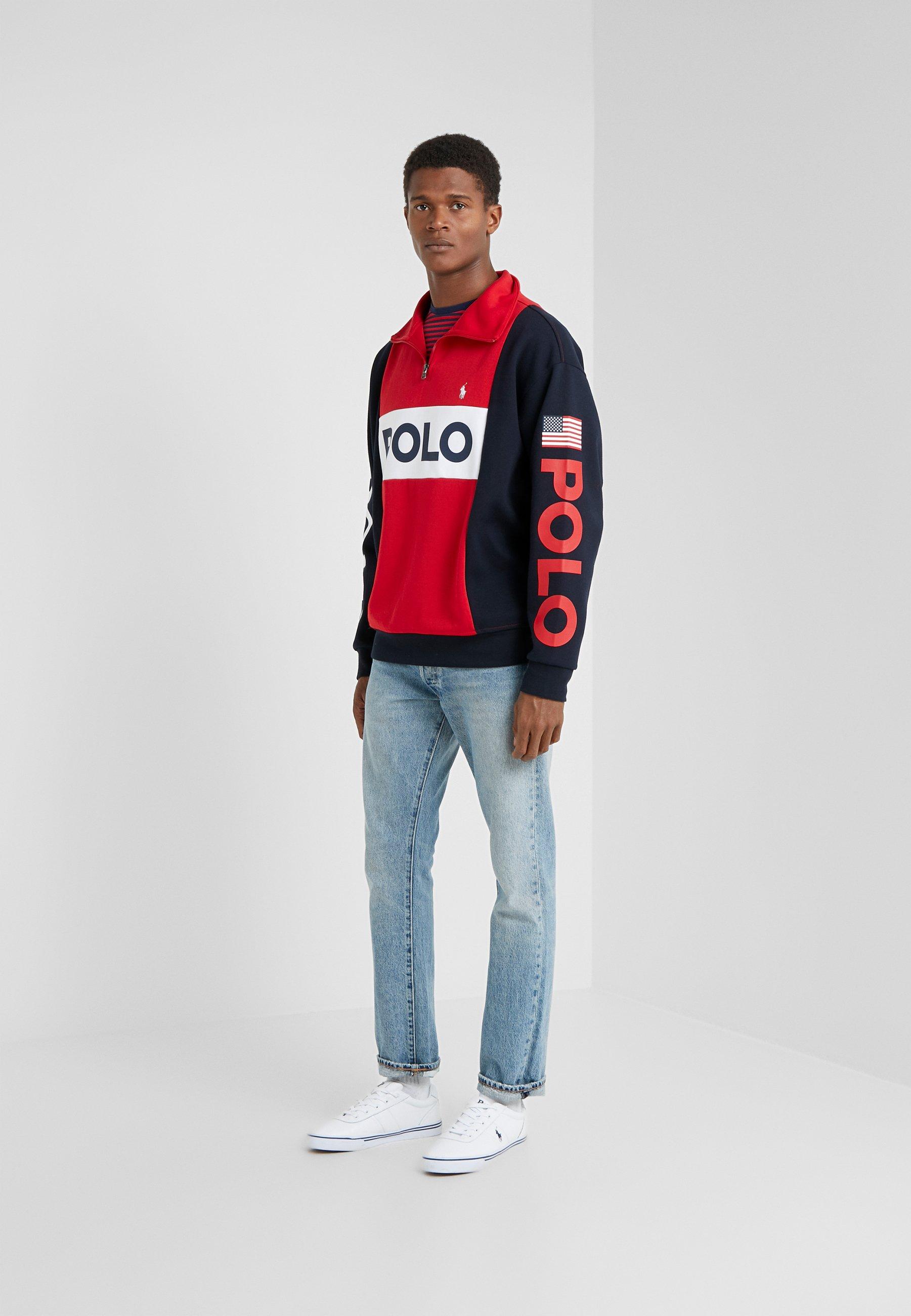 Polo Ralph Lauren Felpa - red/multi