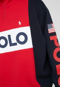 Polo Ralph Lauren - Mikina - red/multi - 5
