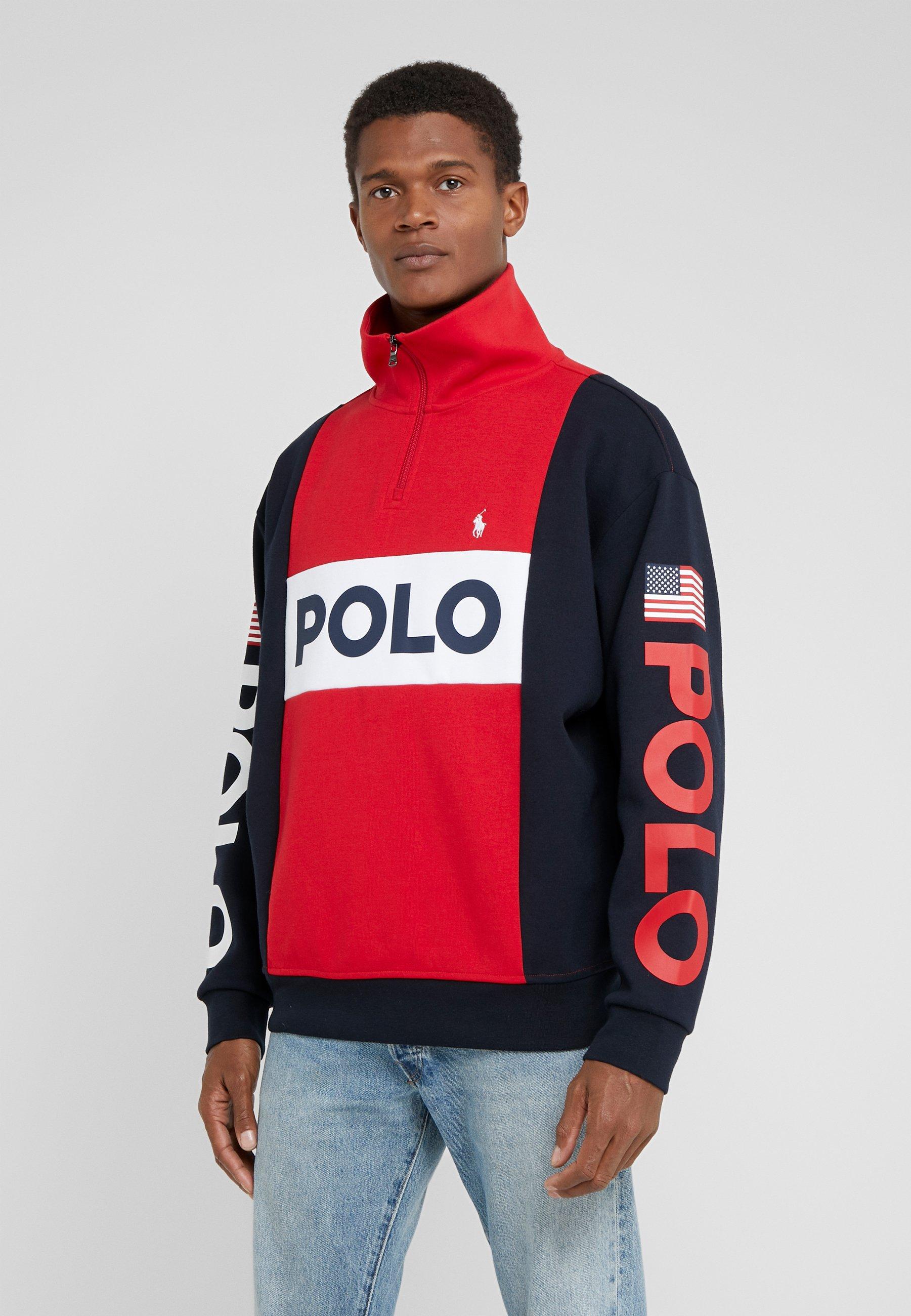 Polo Ralph Lauren Bluza - red/multi