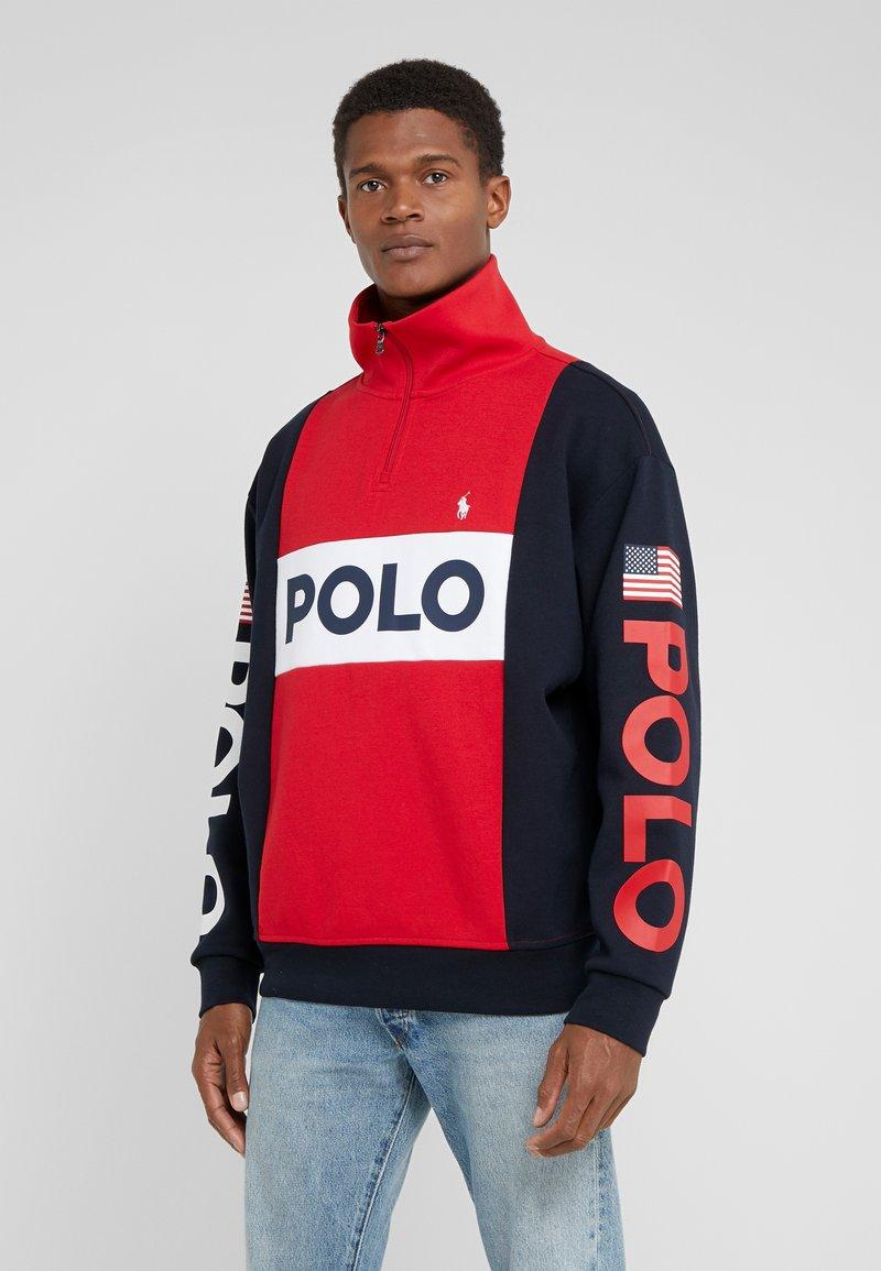Polo Ralph Lauren - Mikina - red/multi