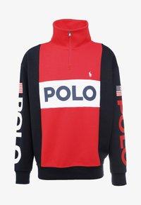Polo Ralph Lauren - Mikina - red/multi - 4
