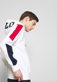 Polo Ralph Lauren - HEAVY SOFT TOUCH - Hoodie - white - 3