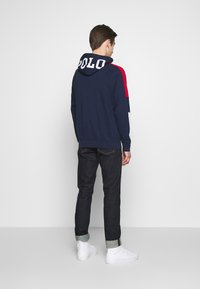 Polo Ralph Lauren - HEAVY SOFT TOUCH - Hoodie - cruise navy - 2