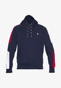 Polo Ralph Lauren - HEAVY SOFT TOUCH - Hoodie - cruise navy - 5