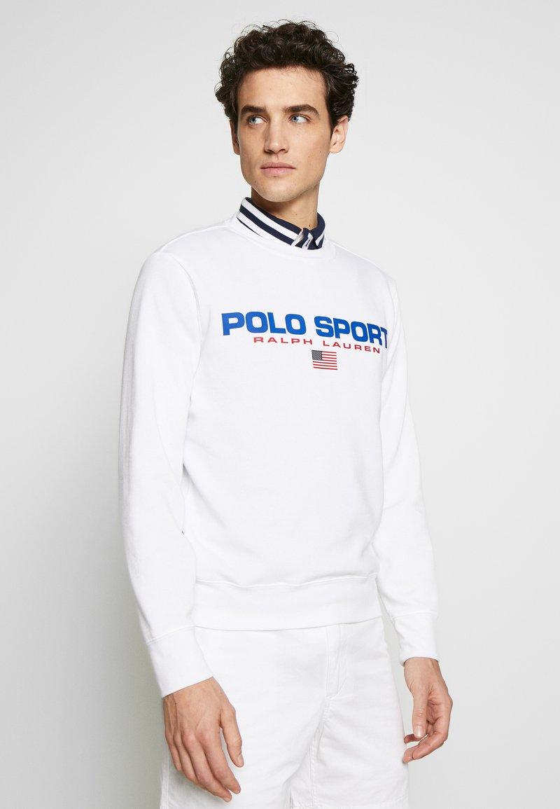 Polo Ralph Lauren - Felpa - white