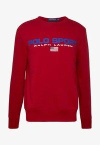 Polo Ralph Lauren - Sweatshirt - red - 4