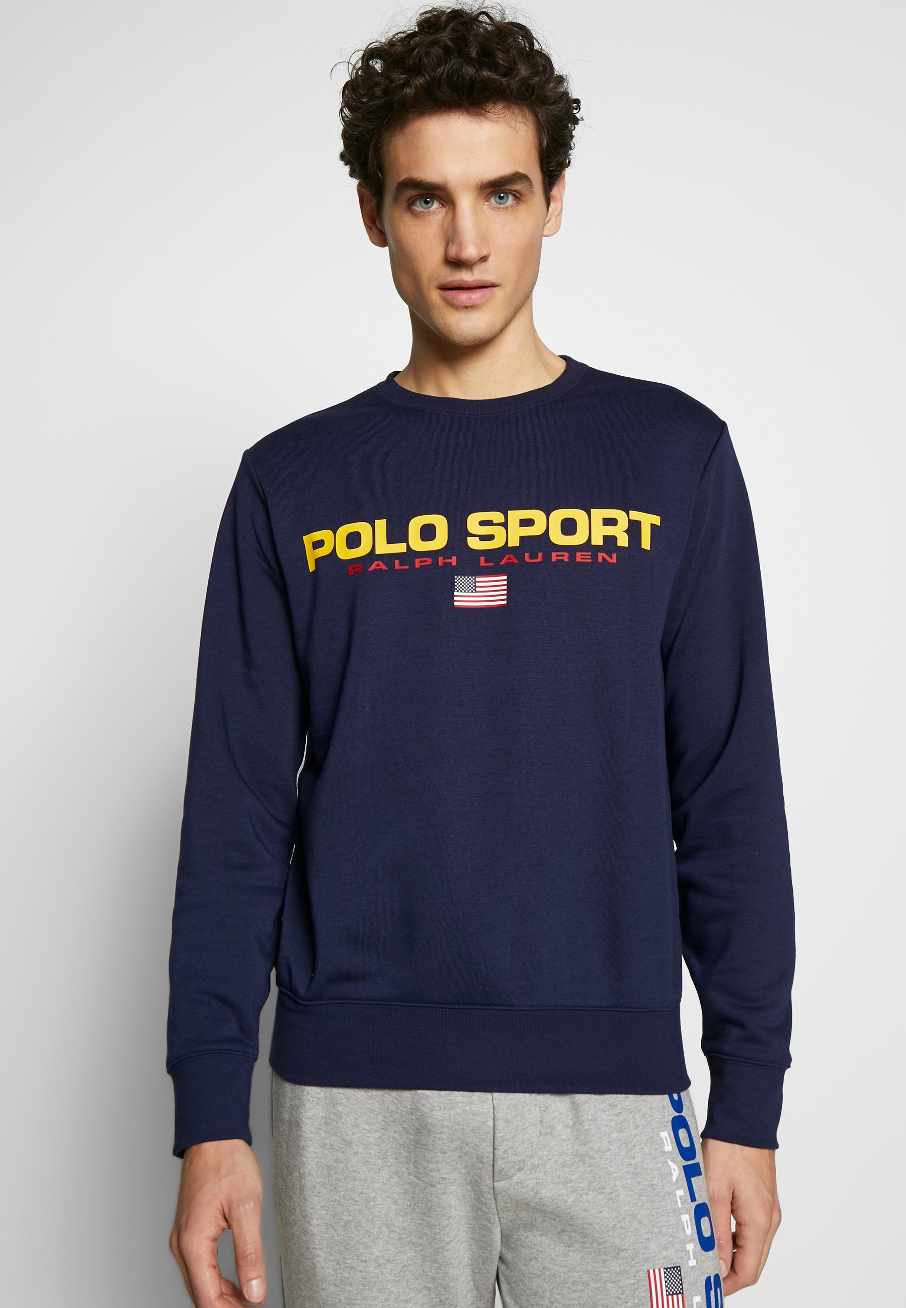 Polo Ralph Lauren Bluza - cruise navy