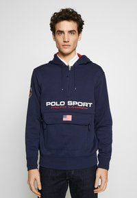 Polo Ralph Lauren - Sweat à capuche - cruise navy - 0