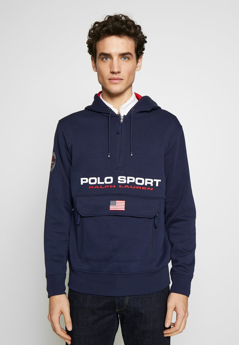 Polo Ralph Lauren - Sweat à capuche - cruise navy