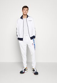 Polo Ralph Lauren - TRICOT - Verryttelytakki - pure white - 1