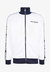 Polo Ralph Lauren - TRICOT - Verryttelytakki - pure white - 6