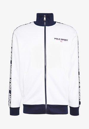 TRICOT - Trainingsjacke - pure white