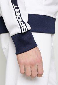 Polo Ralph Lauren - TRICOT - Verryttelytakki - pure white - 7